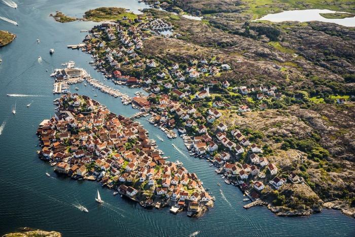 Per Pixel Gullholmen norr mot syd 700x