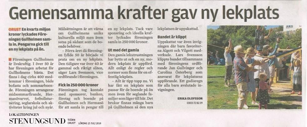 om-lekplatsen-i-lokaltidningen-stenungsund-juli-2016